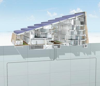 project vid EAE building R
