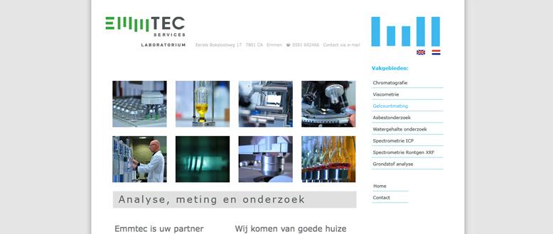 project web emmtec L